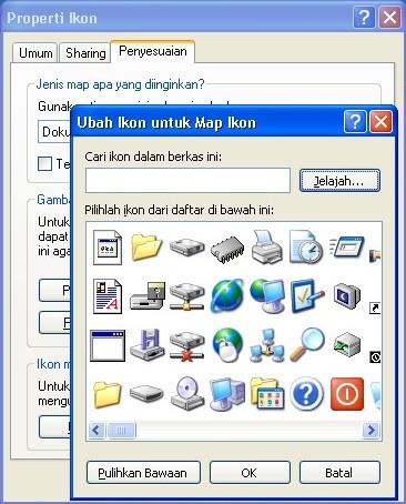 """My Computer Dengan Icon Lucu Dan Keren « WARUNG INFOR NASI """"MAS ARUL"""
